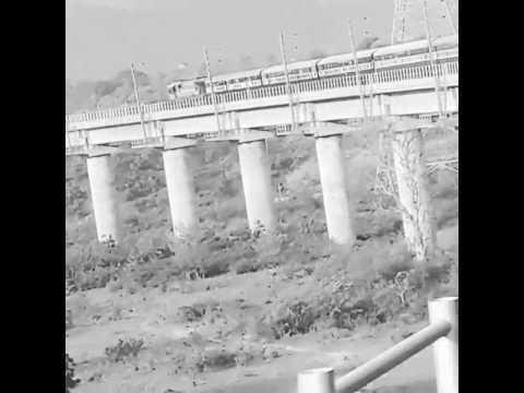 Long bridge in udhmpur