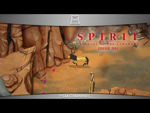 Spirit : Stallion Of The Cimarron : Forever Free (part 1) (Horse Game)
