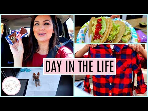 Xxx Mp4 DAY IN THE LIFE TARGET HAUL TACOS MORE Style Mom XO 3gp Sex