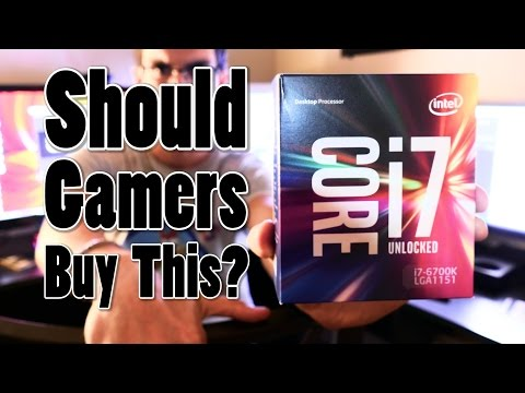 Should You Buy a Core i7 for Gaming