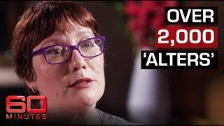 What multiple personalities look like inside mind | 60 Minutes Australia