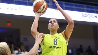 Liz Cambage Scores 35 PTS, Breaks WNBA Record For Most Points Scored Over Two Games (88 PTS)