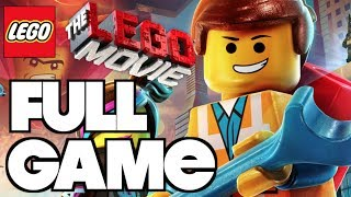 The LEGO Movie Videogame - Complete Gameplay Walkthrough