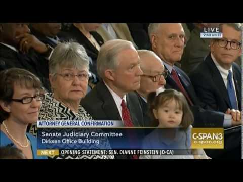 Chairman Grassley Lauds Sen. Sessions 'Character And Qualifications' In Opening Statement