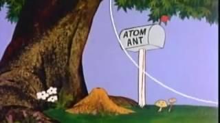 Formiga Atômica - Desenho animado com dublagem original