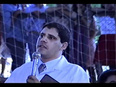 PR.SÉRGIO SÓRA EM FORTALEZA ANO 1993 PARTE 1 OFICIAL