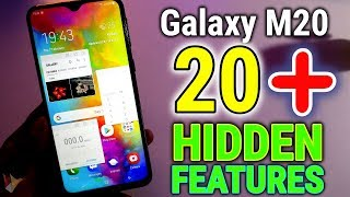 Samsung Galaxy M20 Tips And Tricks | Top 20+ Best Features of Galaxy M20 | Data Dock