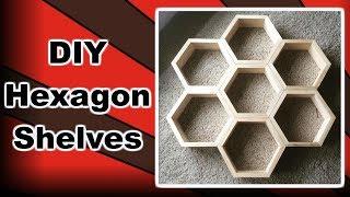 Hexagon Shelf
