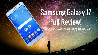 Samsung Galaxy J7 Full Review!