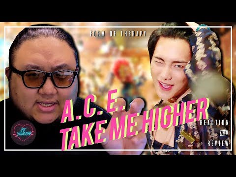 "Producer Reacts to A.C.E ""Take Me Higher"""