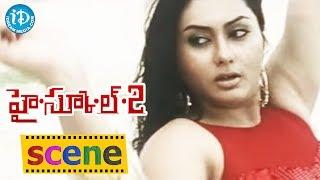 Namitha Love Scene - High School 2 || Namitha, Raj Karthik