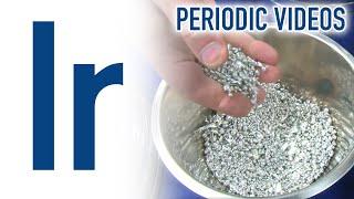 Iridium - Periodic Table of Videos