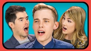 YouTubers React to Russian Music Videos (Leningrad) | Ленинград