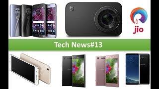 Xperia XZ1   Reliance& Oppo   Lava A77   Tech News#13
