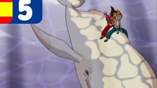 Moby Dick la ballena, dibujos aventuras niños. 05 LA CIUDAD PERDIDA