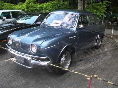 10º Encontro Carros Antigos Pomerode