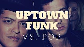 Uptown Funk vs  el pop: Cómo escribir una buena canción para radio