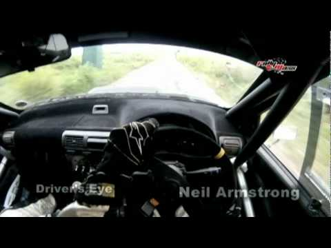 WRC Hunter. Neil Armstrong Rallymaxx Tv