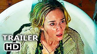 A QUIET PLACE Trailer (2018) Emily Blunt, John Krasinski, Thriller Movie HD