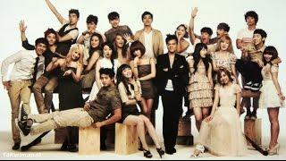 KPOP Evolution (JYP Entertainment Artists Evolution) - Until 2016