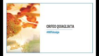 #HOTdesign Orfeo Quagliata HOTBOOK