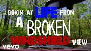 Chris Lane - Broken Windshield View (Lyric Video)