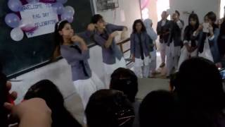 Tangail Girls School Rag Day Dance By | Live Blockbuster | 2016