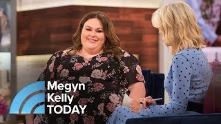 Chrissy Metz: 'I Can't Respond With Hate' To Body Shamers   Megyn Kelly TODAY