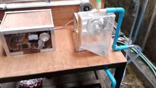 ชุดสาธิตการผลิตไฟฟ้าจากน้ำประปา
