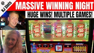 Da Ji Da Li Max Bet Big Win - Lock it Link Jackpot - Wonder 4 Tower Slot Machine Bonus - Ocean Magic