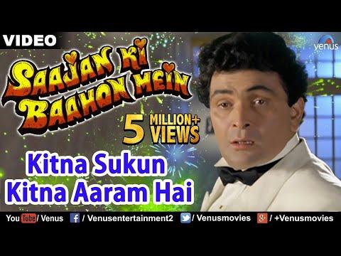 Xxx Mp4 Kitna Sukun Kitna Aaram Rishi Kapoor Amp Raveena Tandon Saajan Ki Baahon Mein 90 39 S Romantic Song 3gp Sex