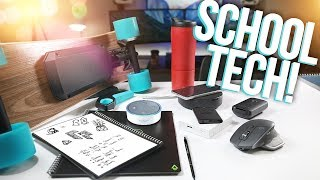 Top 10 Awesome Back to School Tech! 2017