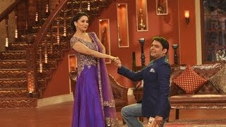 Comedy nights with Kapil and Madhuri Dixit