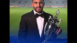 جميع اهداف رياض محرز (17) مع ليستر سيتي موسم 2016/2015 بتعليق عربي HD