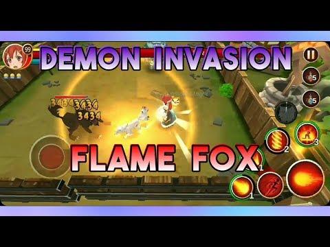 Xxx Mp4 Epic Conquest Demon Invasion Featuring Flame Fox 3gp Sex
