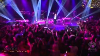 Really Don't Care - Demi Lovato @ iHeartRadio (April 14th 2014)