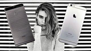 Huawei P9 Camera Test - The best Camera in a Smartphone ?