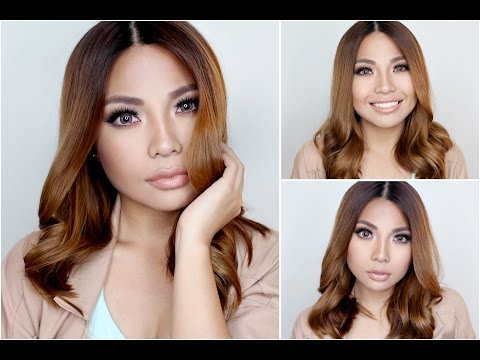 NUDE Make Up LOOK for MORENA/Pinay Beauty 2016