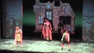 Hansel & Gretel Witch Scene - Gilad Paz, tenor