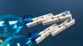 3 Plastic Bottles Life Hacks