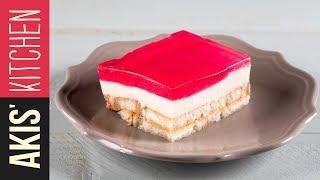 Mom's strawberry jello | Akis Kitchen