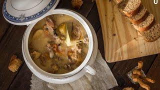 Mutton Stew - Recipe from Gauri Aunty's Kitchen - Episode 42