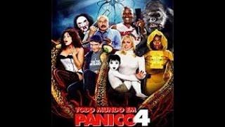 Todo Mundo em Pânico 4 - Comedia - Filme Completo Dublado
