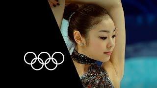 Spectacular Figure Skating World & Olympic Record - Yuna Kim   Olympic Records