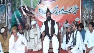 Dr Khadim Hussain Khurshid  Mehfil E Milad Muslim Colony 2016 Part 3