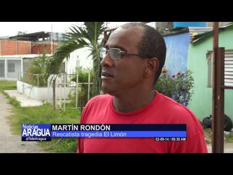 Hace 27 años Venezuela se impresionó por el desbordamiento del río El Limón 06 09 2014