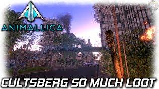 Animallica Open World Survival Game | Cultsberg So Much Loot | EP5 | Animallica Gameplay