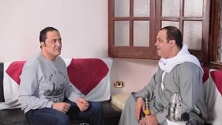 """كوميديا """" خالد سرحان """" و """" شريف باهر """" من كواليس مسلسل يوميات زوجة مفروسة  - Youmyat Zoga Mafrosa"""