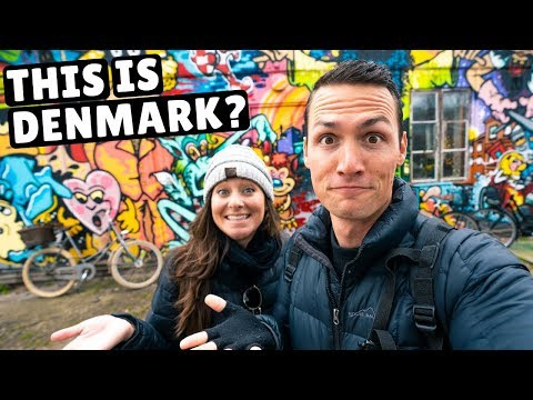 First Impressions of COPENHAGEN strangest place we ve ever been