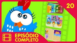 Galinha Pintadinha Mini - Episódio 11 Completo - 12 min